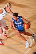DESCRIZIONE : Bormio Torneo Internazionale Femminile Olga De Marzi Gola Italia Lituania <br /> GIOCATORE : Angela Gianolla <br /> SQUADRA : Nazionale Italia Donne Italy <br /> EVENTO : Torneo Internazionale Femminile Olga De Marzi Gola <br /> GARA : Italia Lituania Italy Lithuania <br /> DATA : 25/07/2008 <br /> CATEGORIA : Palleggio <br /> SPORT : Pallacanestro <br /> AUTORE : Agenzia Ciamillo-Castoria/S.Silvestri <br /> Galleria : Fip Nazionali 2008 <br /> Fotonotizia : Bormio Torneo Internazionale Femminile Olga De Marzi Gola Italia Lituania <br /> Predefinita :