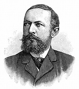 Emil von Behring (1854-1917) German immunologist and bacteriologist. Awarded first Nobel prize for physiology or medicine, 1901. Engraving, 1902
