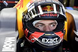 June 24, 2017 - Baku, Azerbaijan - Motorsports: FIA Formula One World Championship 2017, Grand Prix of Europe, .#33 Max Verstappen (NDL, Red Bull Racing) (Credit Image: © Hoch Zwei via ZUMA Wire)