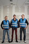 Titel: Happy End am Airport: Drei<br /> Hinz&amp;Künztler werden jetzt Leergutbeauftragte &ndash;<br /> mit festem Vertrag.