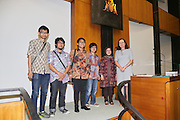 NT International Education and Training Hub Presentation to Gadjah Mada University 14 January 2015. Photo Shane Eecen/Creative Light Studios