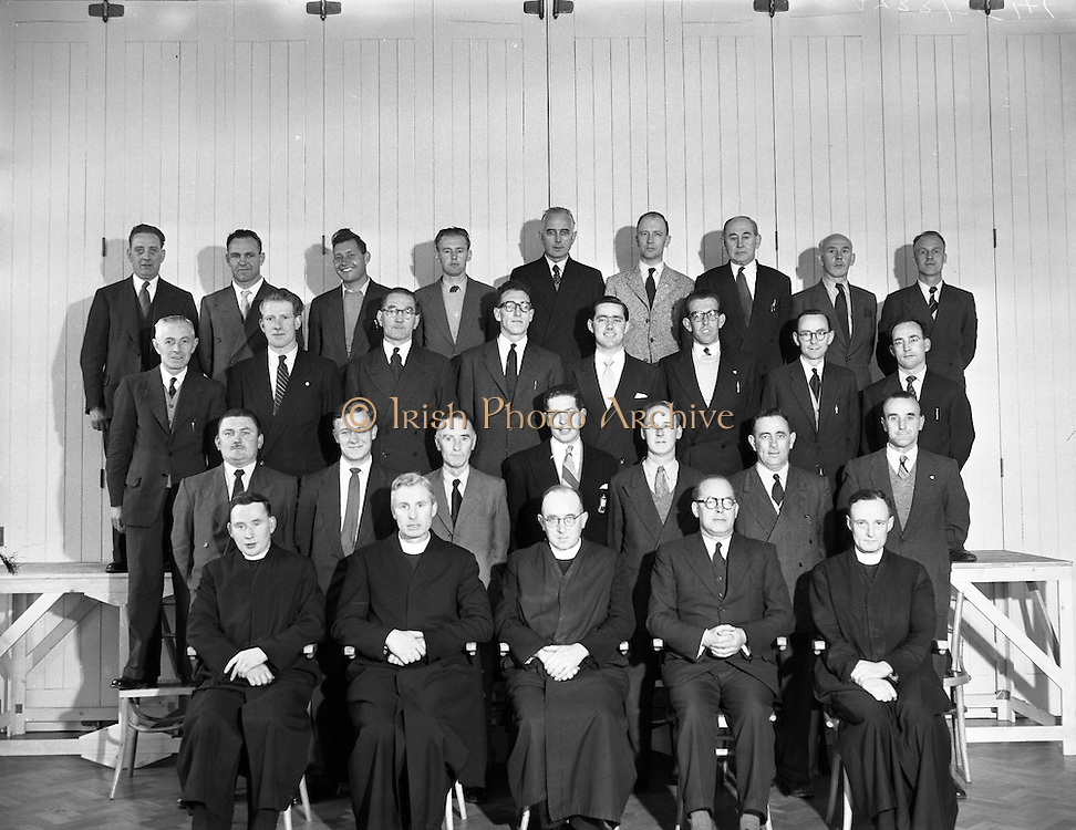 Catholic Workers College .26/06/1958 .