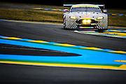 June 8-14, 2015: 24 hours of Le Mans - #97 ASTON MARTIN RACING, ASTON MARTIN VANTAGE V8, Darren TURNER, Stefan MÜCKE, Rob BELL
