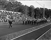 U.S. Air Force Band at Tattoo (For U.S. Air Force Publicity).25/05/1958