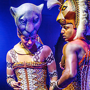NLD/Amsterdam/20160216 - Musical The Lion King is terug!, Simba en Nala