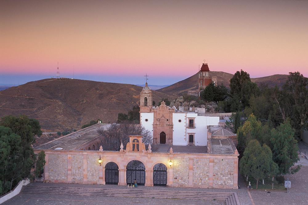La Bufa,Zacatecas, Mexico