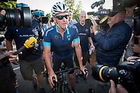 MURET, FRANCE - 16 JUILLET -  Lance Armstrong