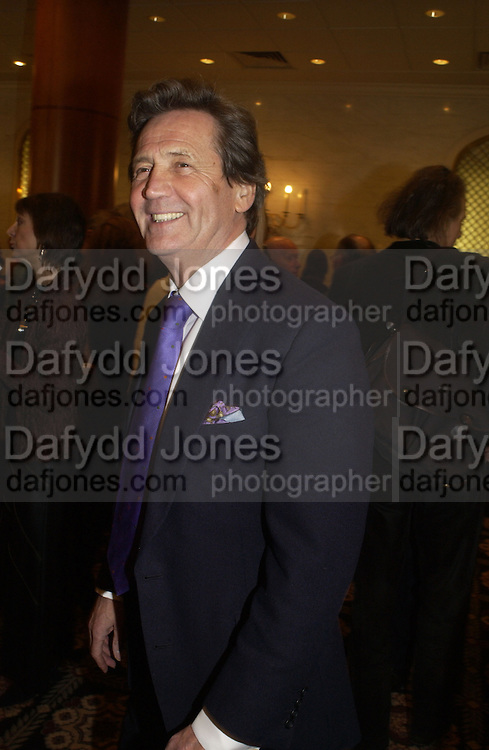 Melvyn Bragg, The South Bank Show Awards. The10th annual awards rewarding excellence in arts, The Savoy , London.January 27 2006. ONE TIME USE ONLY - DO NOT ARCHIVE  © Copyright Photograph by Dafydd Jones 66 Stockwell Park Rd. London SW9 0DA Tel 020 7733 0108 www.dafjones.com
