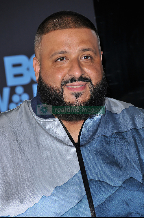 DJ Khaled at the 2017 BET Awards held at Microsoft Theater on June 25, 2017 in Los Angeles, CA, USA (Photo by Sthanlee B. Mirador) *** Please Use Credit from Credit Field ***