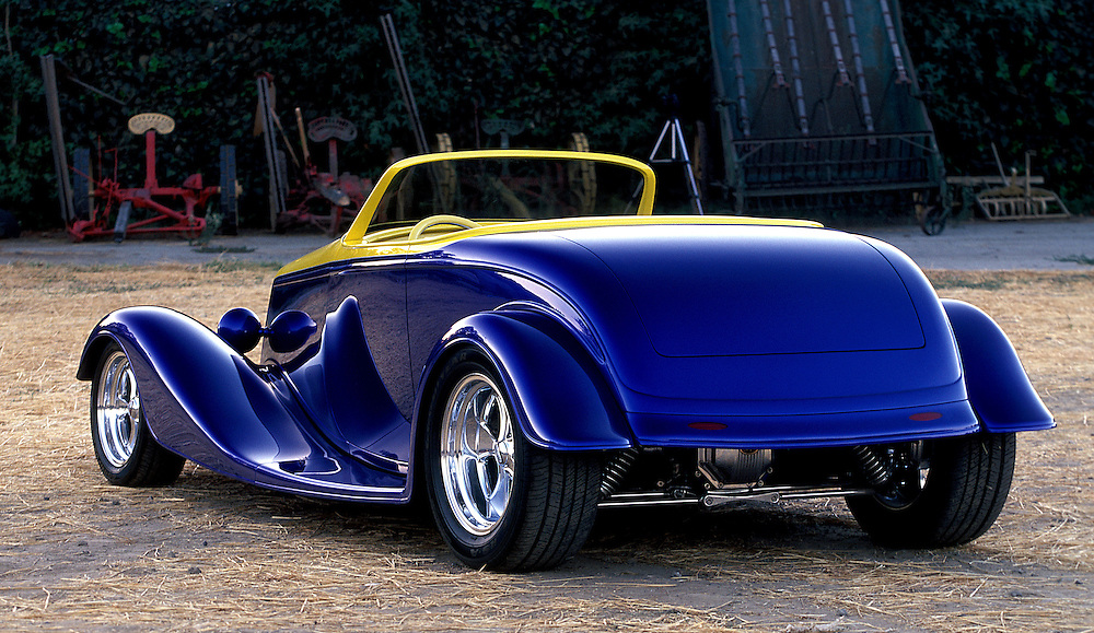 Boydster III by Boyd Coddington, Pleasanton, California, USA 2003