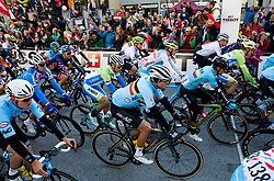 Primoz Roglic of Slovenia at start during the Men's Elite Road Race a 258.5km race from Kufstein to Innsbruck 582m at the 91st UCI Road World Championships 2018 / RR / RWC / on September 30, 2018 in Innsbruck, Austria. Photo by Vid Ponikvar / Sportida