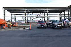 New Haven Rail Yard, Independent Wheel True Facility. CT-DOT Project # 0300-0139, New Haven CT.<br /> Photograph of Construction Progress Photo Shoot 28 on 31 October 2013. One of 52 Images Captured this Submission.