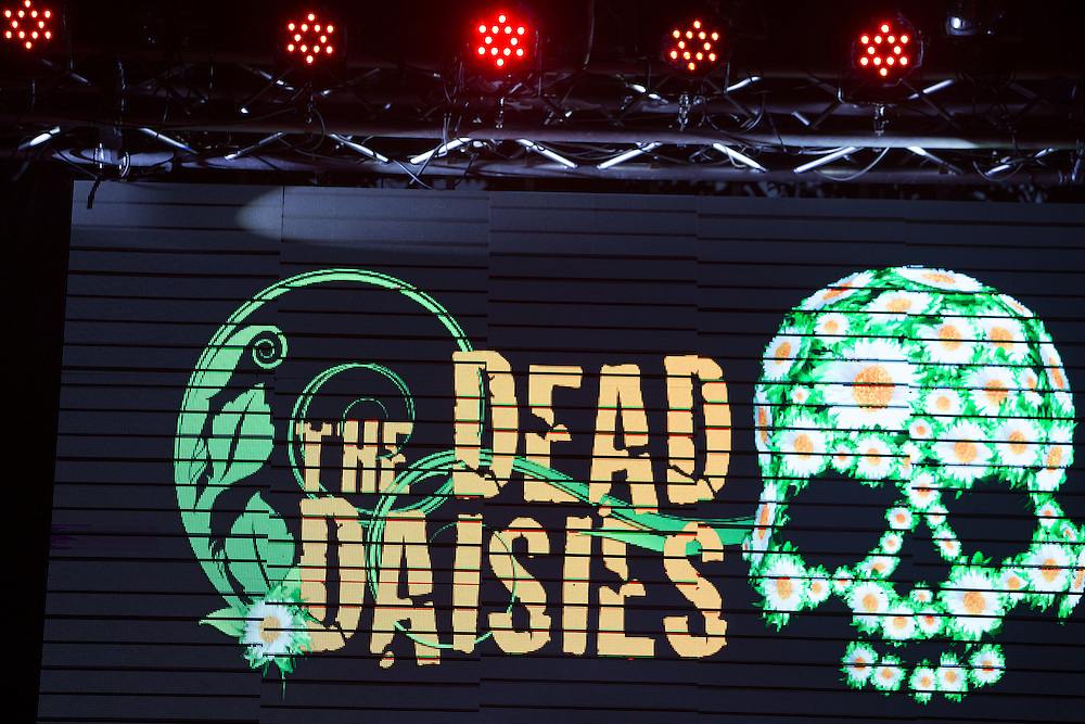 The Dead Daisies concert.