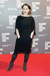 "Glasgow Film Festival, Sunday 3rd March 2019<br /> <br /> UK Premiere of ""Beats""<br /> <br /> Pictured: Laura Fraser (Actor)<br /> <br /> Alex Todd 