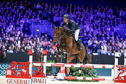 Von Eckermann Henrik, SWE, Mary Lou 194<br /> LONGINES FEI Jumping World Cup™ - Lyon 2019<br /> © Hippo Foto - Julien Counet<br /> 03/11/2019