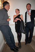 MICHAEL FREELAND; VICTORIA LUCKWELL; LIMATA LUCKWELL, Opening of 'The Promised Land' Exhibition of work by Mitch Griffiths. Halcyon Gallery. Bruton St. London. 28 April 2010 *** Local Caption *** -DO NOT ARCHIVE-© Copyright Photograph by Dafydd Jones. 248 Clapham Rd. London SW9 0PZ. Tel 0207 820 0771. www.dafjones.com.<br /> MICHAEL FREELAND; VICTORIA LUCKWELL; LIMATA LUCKWELL, Opening of 'The Promised Land' Exhibition of work by Mitch Griffiths. Halcyon Gallery. Bruton St. London. 28 April 2010