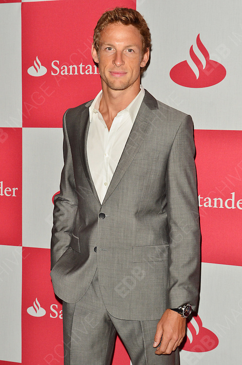 28.JUNE.2012 LONDON<br /> <br /> JENSEN BUTTON AT THE LONDON GRAND PRIX VIP EVENT AT THE ROYAL AUTOMOBILE CLUB IN MYFAIR.<br /> <br /> BYLINE: EDBIMAGEARCHIVE.COM<br /> <br /> *THIS IMAGE IS STRICTLY FOR UK NEWSPAPERS AND MAGAZINES ONLY*<br /> *FOR WORLD WIDE SALES AND WEB USE PLEASE CONTACT EDBIMAGEARCHIVE - 0208 954 5968*