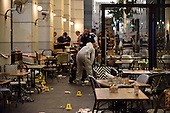 Israel News - Shooting Terror Attack in Sarona Market Tel Aviv