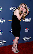 Kate McKinnon attends the 2014 American Comedy Awards at the Hammerstein Ballroom in New York City, New York on April 26 2014.