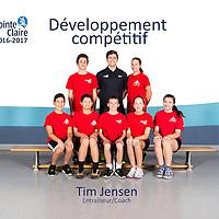Développement  compétitif