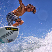 NSB UW Surfing