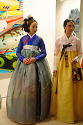 Korean Eye Dinner  hosted by The Dowager Viscountess Rothermere and Simon De Pury.Sponsored by CJ, Korean Food Globalization Team, Hino Consulting and Visit Korea Committee. Phillips de Pury Space, Saatchi Gallery.  Sloane Sq. London. 2 July 2009.