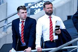 Bristol City CEO Mark Ashton - Mandatory by-line: Robbie Stephenson/JMP - 24/08/2019 - FOOTBALL - KCOM Stadium - Hull, England - Hull City v Bristol City - Sky Bet Championship