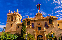 House of Hospitality, Balboa Park, San Diego, California USA.