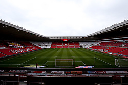 A general view of The Stadium of Light, home to Sunderland - Mandatory by-line: Robbie Stephenson/JMP - 22/02/2020 - FOOTBALL - Stadium of Light - Sunderland, England - Sunderland v Bristol Rovers - Sky Bet League One