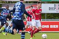 23-04-2016: Voetbal: Sportlust'46 v Zwaluwen: Woerden<br /> <br /> Mitch vd Vlist van Sportlust '46<br /> <br /> Foto: Gertjan Kooij