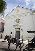 St. Mary's Catholic Church in the French Quarter