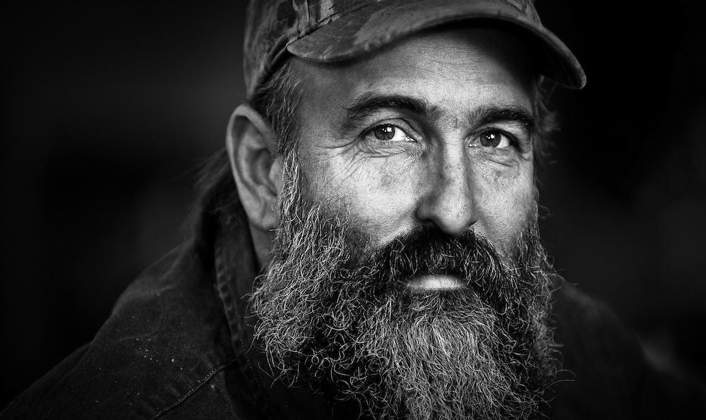 Steve Ricks, craftsman Cimerron, N.M.