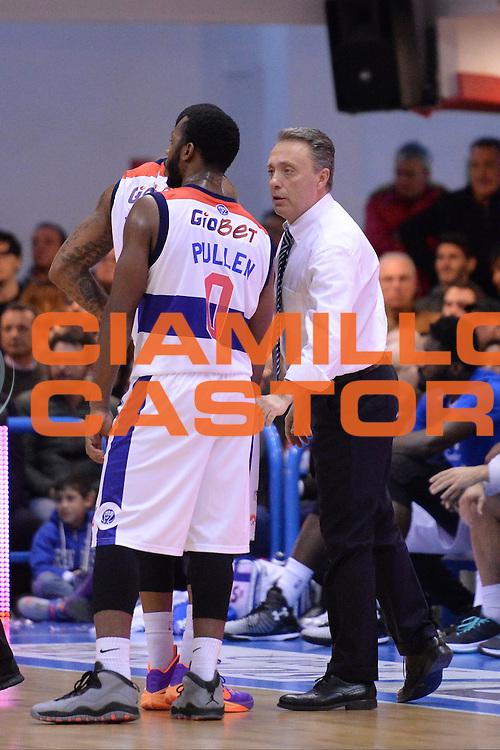 DESCRIZIONE : Brindisi  Lega A 2014-15 Enel Brindisi Upea Capo d'Orlando<br /> GIOCATORE : Pullen Jacob Bucchi Piero <br /> CATEGORIA : Fair Play <br /> SQUADRA : Enel Brindisi<br /> EVENTO : Campionato Lega A 2014-2015<br /> GARA :Enel Brindisi Upea Capo d'Orlando<br /> DATA : 21/12/2014<br /> SPORT : Pallacanestro<br /> AUTORE : Agenzia Ciamillo-Castoria/M.Longo<br /> Galleria : Lega Basket A 2014-2015<br /> Fotonotizia : <br /> Predefinita :