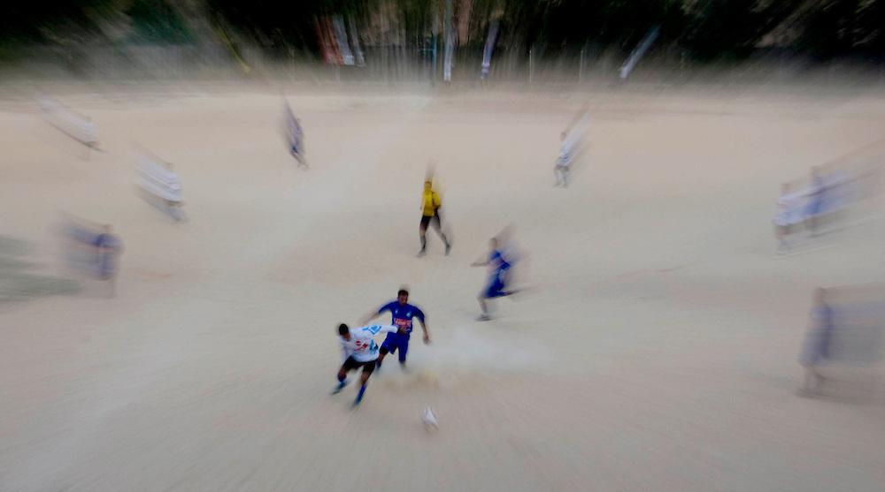 Belo Horizonte_MG, Brasil...1a Copa Kaiser de Futebol Amador de Belo Horizonte. Jogo entre Remo x  Ica...1st Kaiser Cup of Amateur Football in Belo Horizonte. The match was between Remo x  Ica. ..Foto: VICTOR SCHWANER /  NITRO