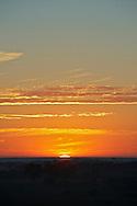 Brasilian Sunrise., Courtenay, British Columbia, Canada, Isobel Springett