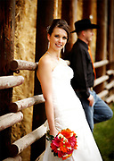 Kami and Alan Wedding at McC Ranch photo by Aspen Photo and Design