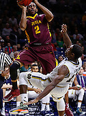 NCAA Basketball - Notre Dame Fighting Irish vs Loyola Chicago - South Bend, IN