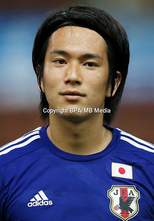 Fifa Men&acute;s Tournament - Olympic Games Rio 2016 - <br /> Japan National Team - <br /> Shinya Yajima