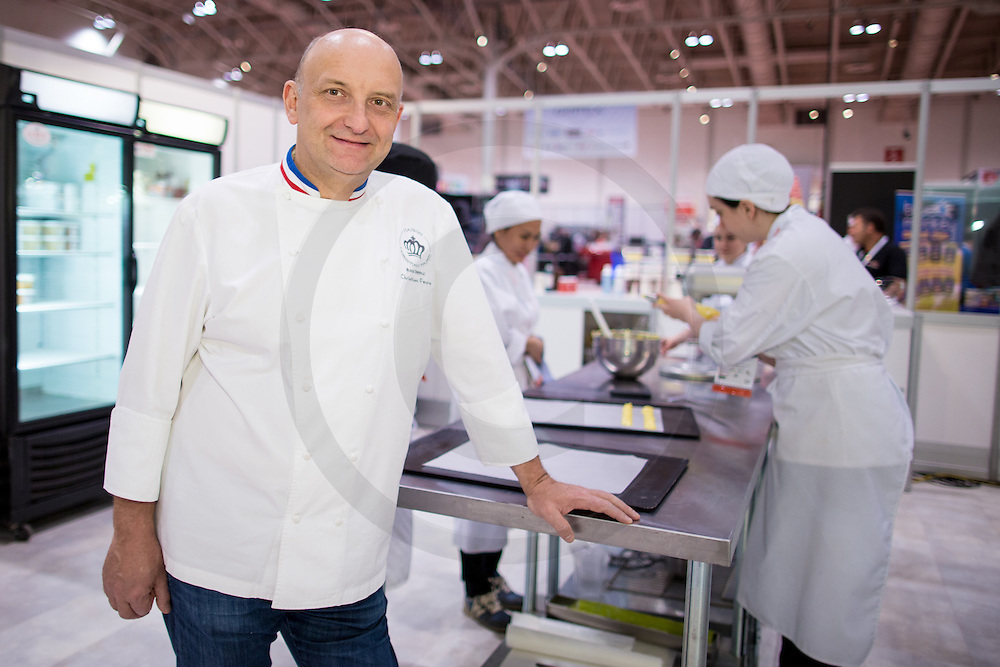 Food show in Toronto with Chefs and tasting