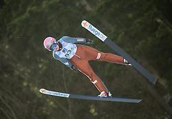 PESATOVA Zdenka (CZE) during First round on Day 1 of FIS Ski Jumping World Cup Ladies Ljubno 2020, on February 22th, 2020 in Ljubno ob Savinji, Ljubno ob Savinji, Slovenia. Photo by Matic Ritonja / Sportida
