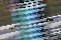 July 22, 2018 - Loudon, New Hampshire, United States of America - Jamie McMurray (1) battles for position during the Foxwoods Resort Casino 301 at New Hampshire Motor Speedway in Loudon, New Hampshire. (Credit Image: © Justin R. Noe Asp Inc/ASP via ZUMA Wire)