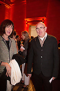 MIRANDA ARGYLE; HUMPHREY OCEAN, Tate Britain reopening party. Tate Britain. 18 November 2013