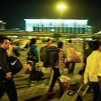 China's labour crisis