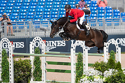 Tebbel Maurice, GER, Don Diarado<br /> World Equestrian Games - Tryon 2018<br /> © Hippo Foto - Dirk Caremans<br /> 19/09/2018