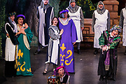 Peak Opera production of Princess Ida on Friday 10 August 2018 at Harrogate Royal Hall. Photo by Jane Stokes (DJ Stotty Images)<br /> <br /> Director Ian Henderson<br /> Musical Director David Mim