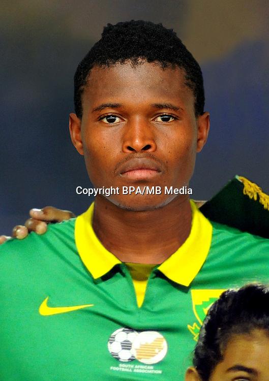 Fifa Men&acute;s Tournament - Olympic Games Rio 2016 - <br /> South Africa National Team - <br /> Tebogo Moerane