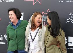 Edinburgh International Film Festival, Thursday, 21st June 2018<br /> <br /> Juror's Photocall<br /> <br /> Pictured: Grainne Humphreys, Simin Motamed-arya and Yung Kha make up the International Jury<br /> <br /> (c) Aimee Todd   Edinburgh Elite media
