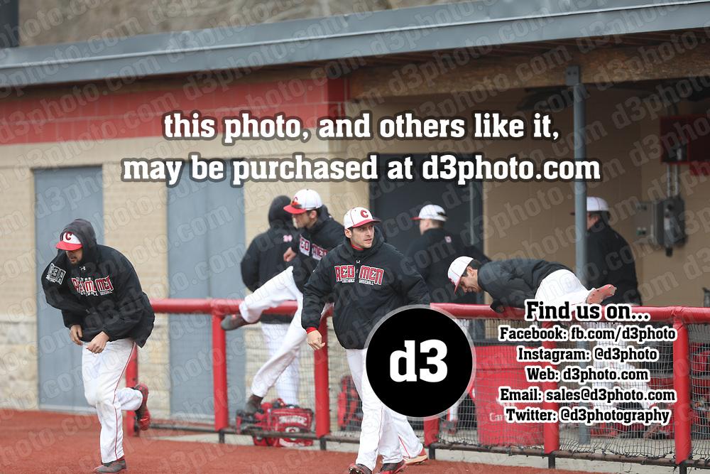 Baseball: Carthage College Red Men vs. Augustana College (Illinois) Vikings