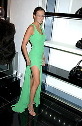 LEAH WOOD aughter of Ronnie Wood at a party hosted by Versace during London Fashion Week 2005 at their store in Slaone Street, London on 19th September 2005.<br /><br />NON EXCLUSIVE - WORLD RIGHTS