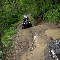 Hatfield McCoy Trails, WV, West Virginia, atv, utv, sxs, ohrv, orv, trail riding, therapy, hobby, sports, adventure, Click Stock Photography